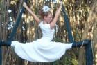 Aerial Hoop Artist – 0140