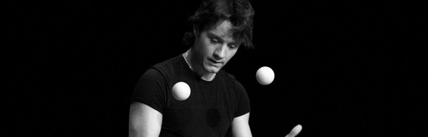 Juggling Act Artist —  0179