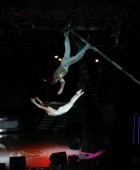 Aerial act Duo. Loping Artist – 0149