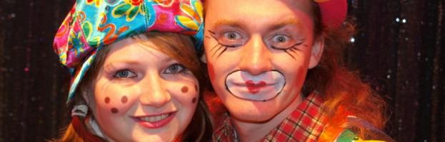Clowns Duo  Artist — 0211