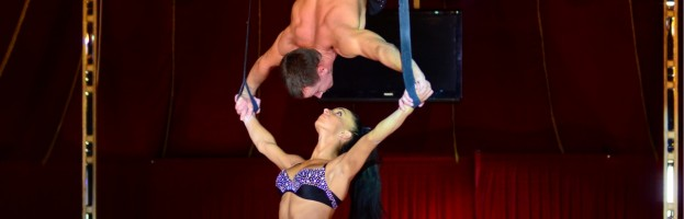 Aerial Act Duo. Ukraine Artist – 0297