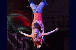 Duo Trapeze  Artist – 0234